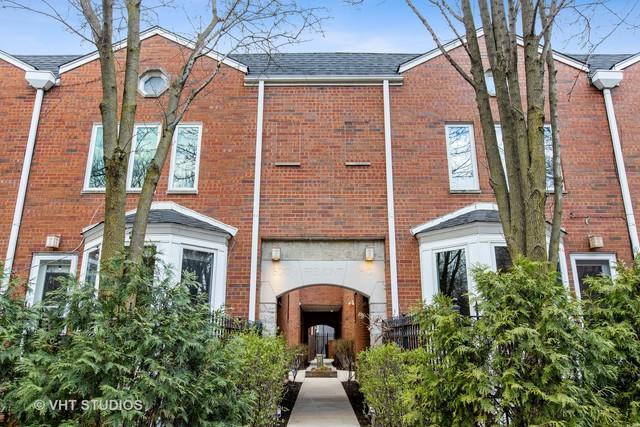 1810 N Fremont Street #12, Chicago, IL 60614 (MLS #10333022) :: John Lyons Real Estate