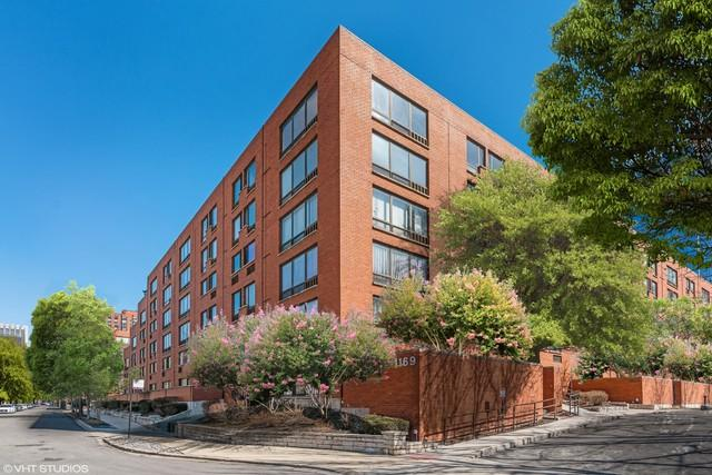 1169 S Plymouth Court #101, Chicago, IL 60605 (MLS #10333062) :: Century 21 Affiliated