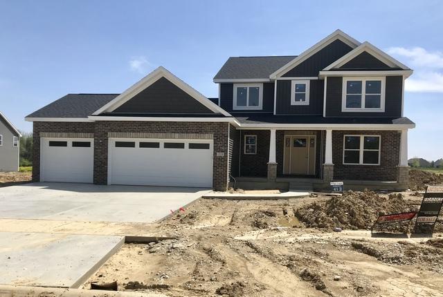 1318 Sweet Grass Drive, Mahomet, IL 61853 (MLS #10333583) :: Ryan Dallas Real Estate