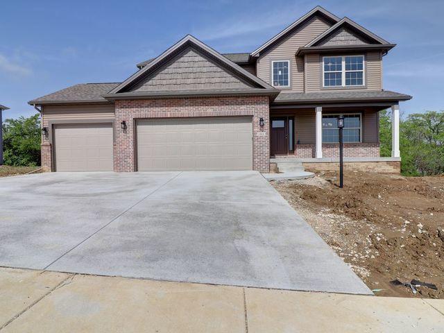 1311 Sweet Grass Drive, Mahomet, IL 61853 (MLS #10333675) :: Ryan Dallas Real Estate