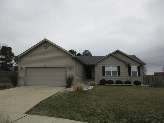 1045 Duck Horn Drive, Normal, IL 61761 (MLS #10334191) :: Janet Jurich Realty Group
