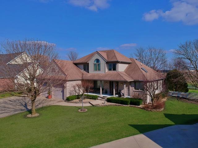 312 Rock Creek Drive, Manteno, IL 60950 (MLS #10334298) :: Domain Realty