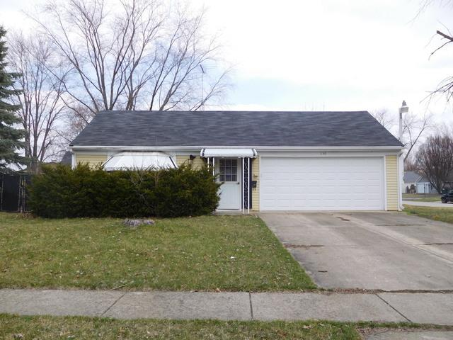 130 Beauwick Drive, Montgomery, IL 60538 (MLS #10334456) :: Helen Oliveri Real Estate