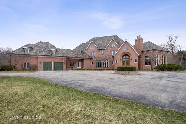 61 Brinker Road, Barrington Hills, IL 60010 (MLS #10335961) :: The Jacobs Group