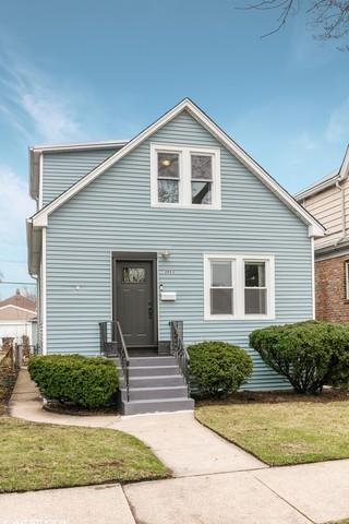 3053 N Rutherford Avenue, Chicago, IL 60634 (MLS #10336159) :: Century 21 Affiliated