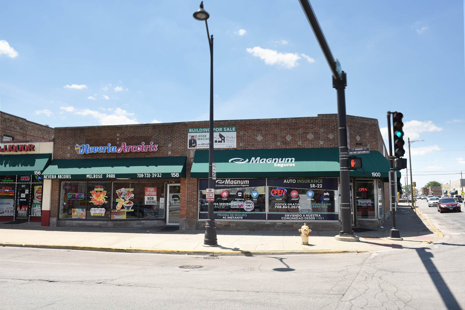1906 Lake Street, Melrose Park, IL 60160 (MLS #10336687) :: BNRealty