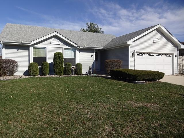 19545 S Glennell Avenue, Mokena, IL 60448 (MLS #10337836) :: Berkshire Hathaway HomeServices Snyder Real Estate