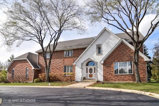 8 Mcglashen Drive, South Barrington, IL 60010 (MLS #10338719) :: The Jacobs Group