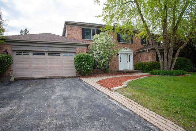 2150 N Coldspring Road, Arlington Heights, IL 60004 (MLS #10339004) :: Berkshire Hathaway HomeServices Snyder Real Estate