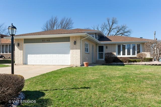 8148 W 89th Street, Hickory Hills, IL 60457 (MLS #10339914) :: Helen Oliveri Real Estate