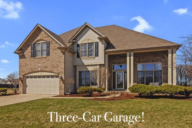 2933 Alden Avenue, Yorkville, IL 60560 (MLS #10341455) :: Helen Oliveri Real Estate