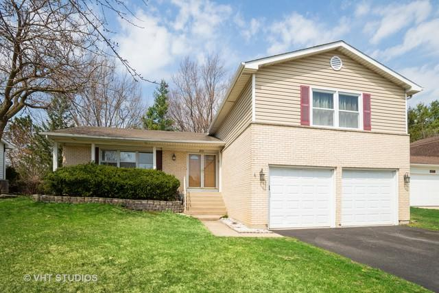 1890 Shorewood Drive W, Hoffman Estates, IL 60192 (MLS #10341778) :: Century 21 Affiliated