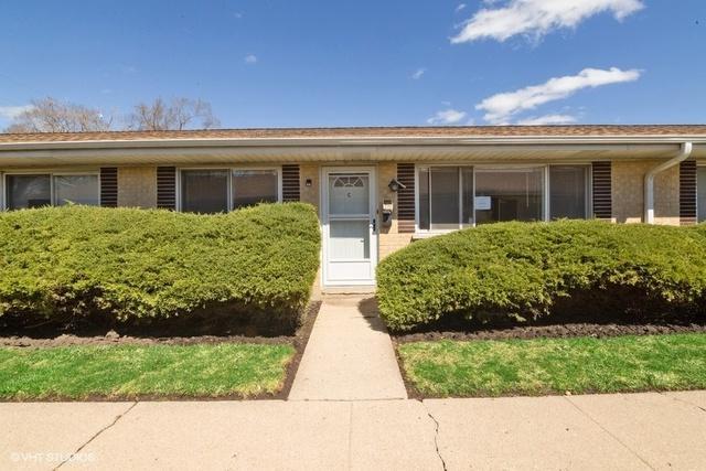 839 Valley Stream Drive C, Wheeling, IL 60090 (MLS #10342063) :: Helen Oliveri Real Estate
