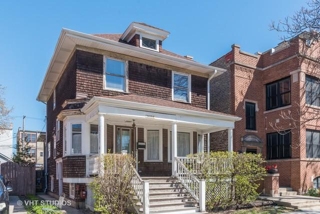 3034 W Wilson Avenue W, Chicago, IL 60625 (MLS #10342333) :: The Wexler Group at Keller Williams Preferred Realty