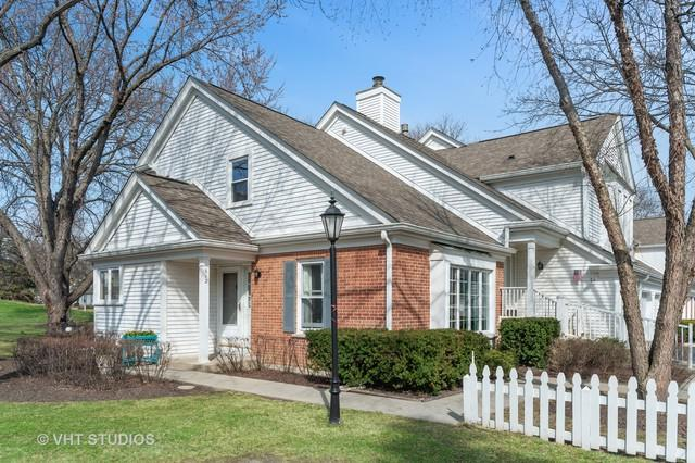 612 Thistle Lane #0, Prospect Heights, IL 60070 (MLS #10342545) :: Helen Oliveri Real Estate