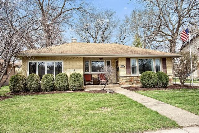 6864 W 116th Street, Worth, IL 60482 (MLS #10342937) :: Century 21 Affiliated