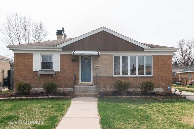 2106 Boeger Avenue, Westchester, IL 60154 (MLS #10343263) :: Angela Walker Homes Real Estate Group