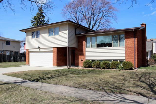 8918 Cherry Avenue, Morton Grove, IL 60053 (MLS #10343416) :: Helen Oliveri Real Estate
