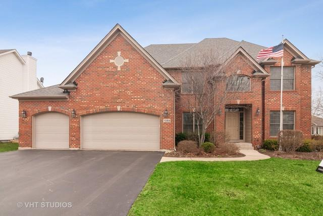1388 Blackberry Creek Drive, Elburn, IL 60119 (MLS #10343630) :: Helen Oliveri Real Estate