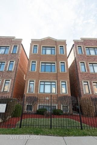 4322 S Forrestville Avenue #1, Chicago, IL 60653 (MLS #10344195) :: Helen Oliveri Real Estate