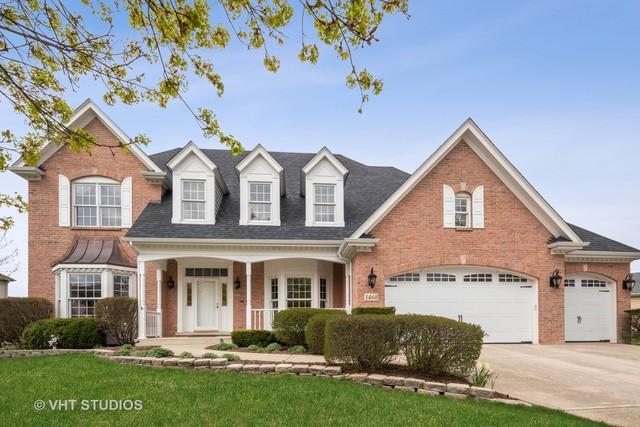 1468 Radcliff Lane, Aurora, IL 60502 (MLS #10344502) :: Ryan Dallas Real Estate