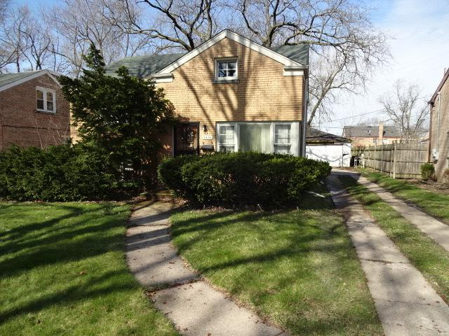 2616 S 12th Avenue, Broadview, IL 60155 (MLS #10344576) :: Domain Realty