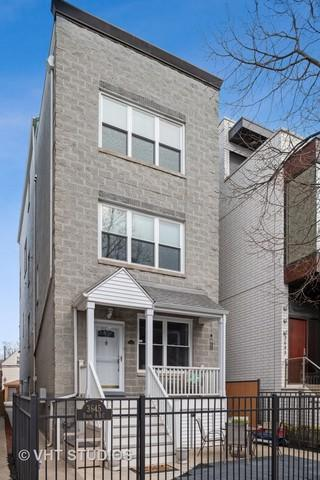 3645 N Wayne Avenue A, Chicago, IL 60613 (MLS #10344768) :: Leigh Marcus | @properties