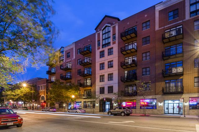 1155 W Madison Street #606, Chicago, IL 60607 (MLS #10344945) :: Berkshire Hathaway HomeServices Snyder Real Estate