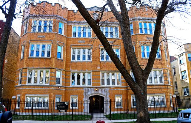 6226 N Mozart Street 1S, Chicago, IL 60659 (MLS #10345265) :: Domain Realty