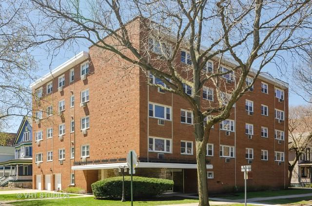 500 Lake Street #404, Evanston, IL 60201 (MLS #10346310) :: Century 21 Affiliated