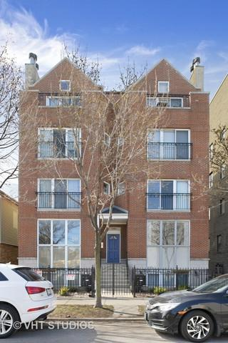 1369 W Hubbard Street 1E, Chicago, IL 60642 (MLS #10346355) :: Leigh Marcus | @properties