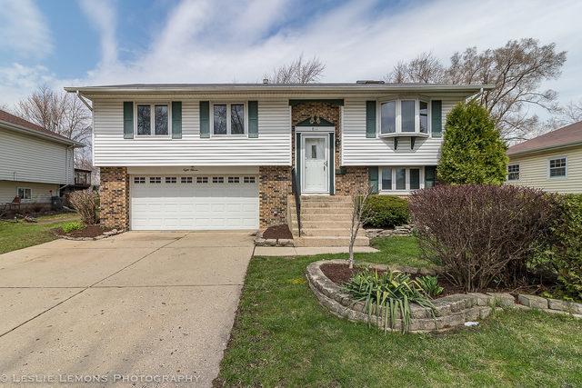 811 Flowers Avenue, Streamwood, IL 60107 (MLS #10347939) :: Helen Oliveri Real Estate
