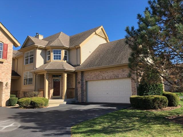 1606 Spyglass Circle #1606, Palos Heights, IL 60463 (MLS #10348131) :: The Wexler Group at Keller Williams Preferred Realty