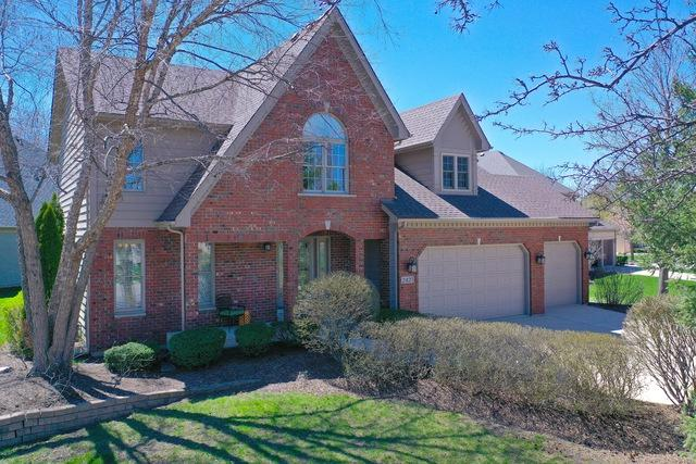 2421 Waterside Drive, Aurora, IL 60502 (MLS #10348147) :: Helen Oliveri Real Estate