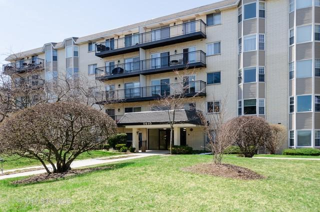 8640 Waukegan Road #321, Morton Grove, IL 60053 (MLS #10348265) :: Helen Oliveri Real Estate