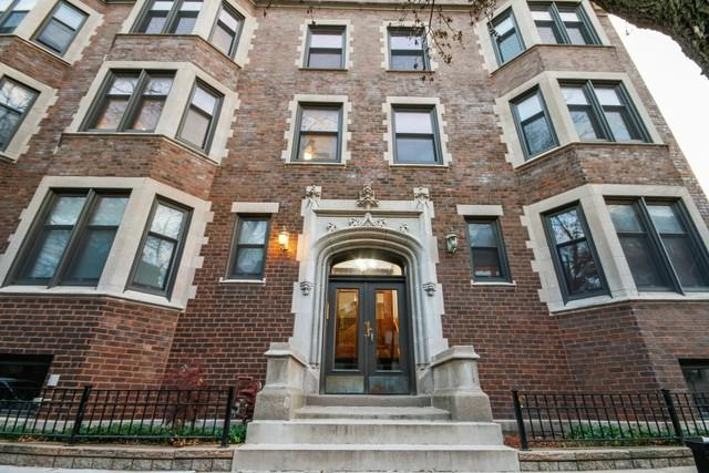 551 W Melrose Street #2, Chicago, IL 60657 (MLS #10348318) :: Domain Realty