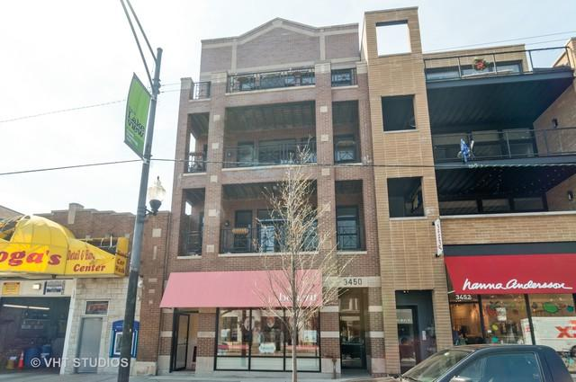 3450 N Southport Avenue #3, Chicago, IL 60657 (MLS #10348341) :: Domain Realty