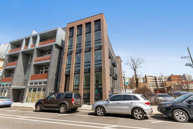 2821 N Halsted Street #3, Chicago, IL 60657 (MLS #10348404) :: Domain Realty