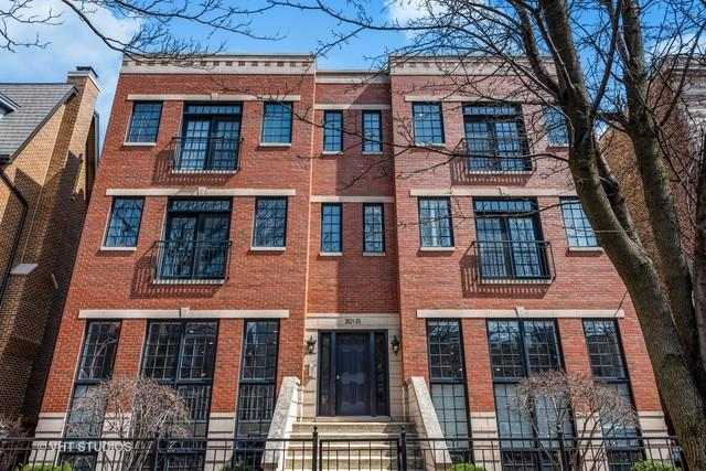 3621 N Lakewood Avenue 3S, Chicago, IL 60613 (MLS #10348407) :: Domain Realty