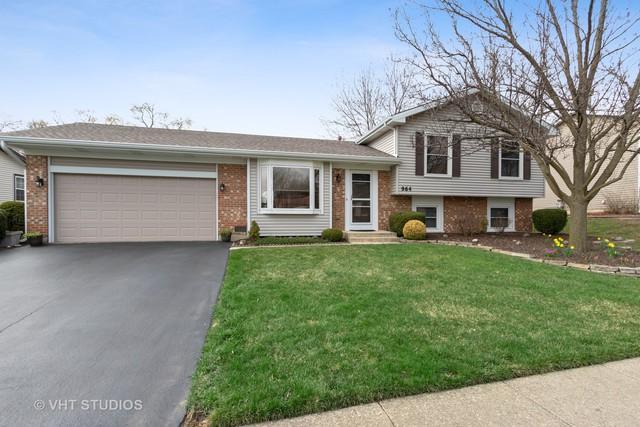 964 Pheasant Ridge Drive, Lake Zurich, IL 60047 (MLS #10348469) :: Helen Oliveri Real Estate