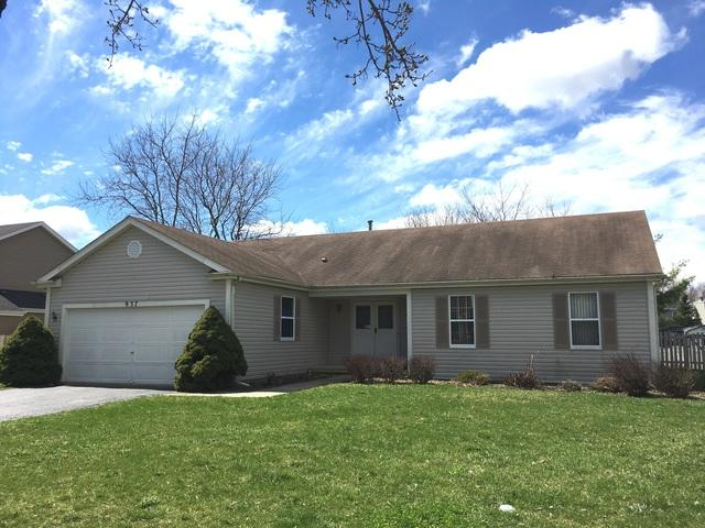 937 Woodbridge Drive, Cary, IL 60013 (MLS #10348668) :: Century 21 Affiliated