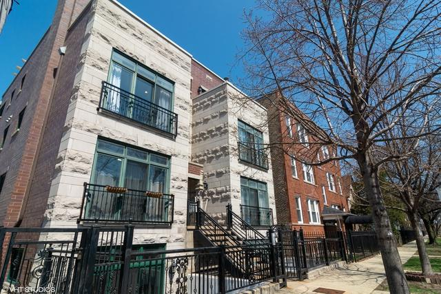 2342 W Montana Street 2W, Chicago, IL 60647 (MLS #10348842) :: The Perotti Group | Compass Real Estate