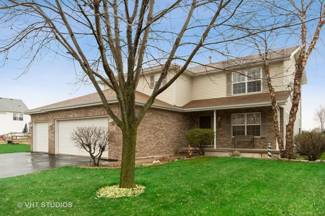 607 Haley Meadows Drive, Romeoville, IL 60446 (MLS #10349685) :: The Wexler Group at Keller Williams Preferred Realty
