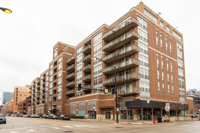 111 S Morgan Street #511, Chicago, IL 60607 (MLS #10349722) :: Property Consultants Realty