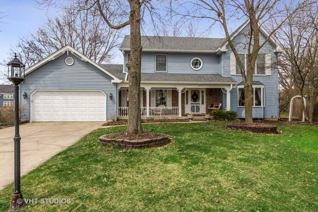 3570 Londonderry Court, Hoffman Estates, IL 60067 (MLS #10349874) :: Berkshire Hathaway HomeServices Snyder Real Estate