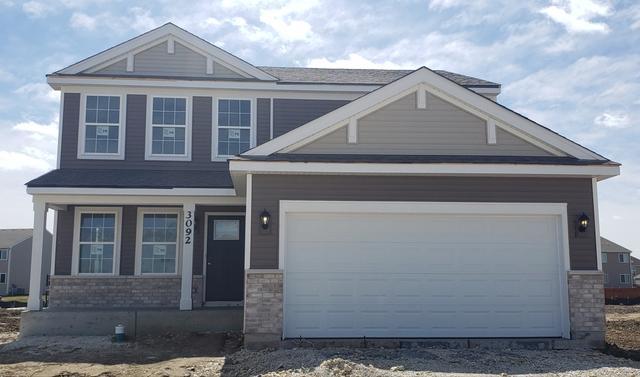 3092 Justice Drive, Yorkville, IL 60560 (MLS #10349971) :: Helen Oliveri Real Estate
