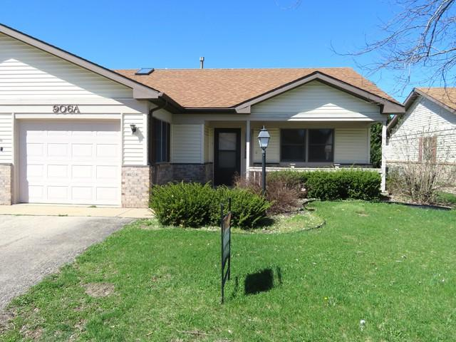 906 A Village Lane A, Sterling, IL 61081 (MLS #10350194) :: Century 21 Affiliated
