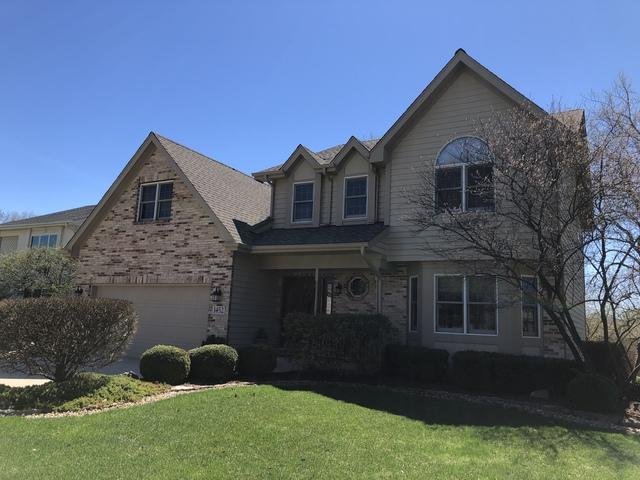 1452 Plum Grove Court, Carol Stream, IL 60188 (MLS #10350512) :: Century 21 Affiliated