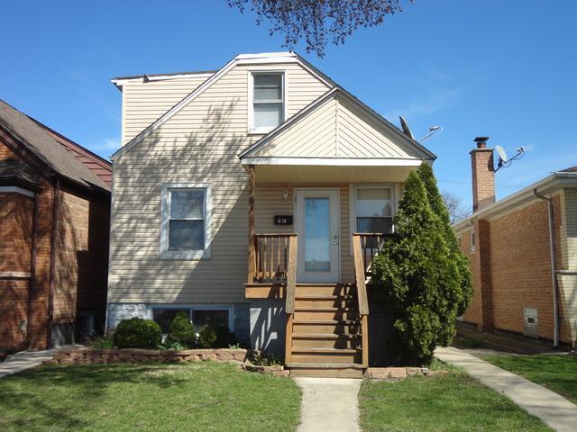 5129 S Latrobe Avenue, Chicago, IL 60638 (MLS #10350531) :: Helen Oliveri Real Estate