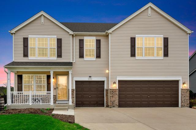 220 Prairie Ridge Drive, Minooka, IL 60447 (MLS #10350658) :: Helen Oliveri Real Estate